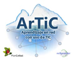 #ArTIC: Networked Learning with ICT: An open blended workshop